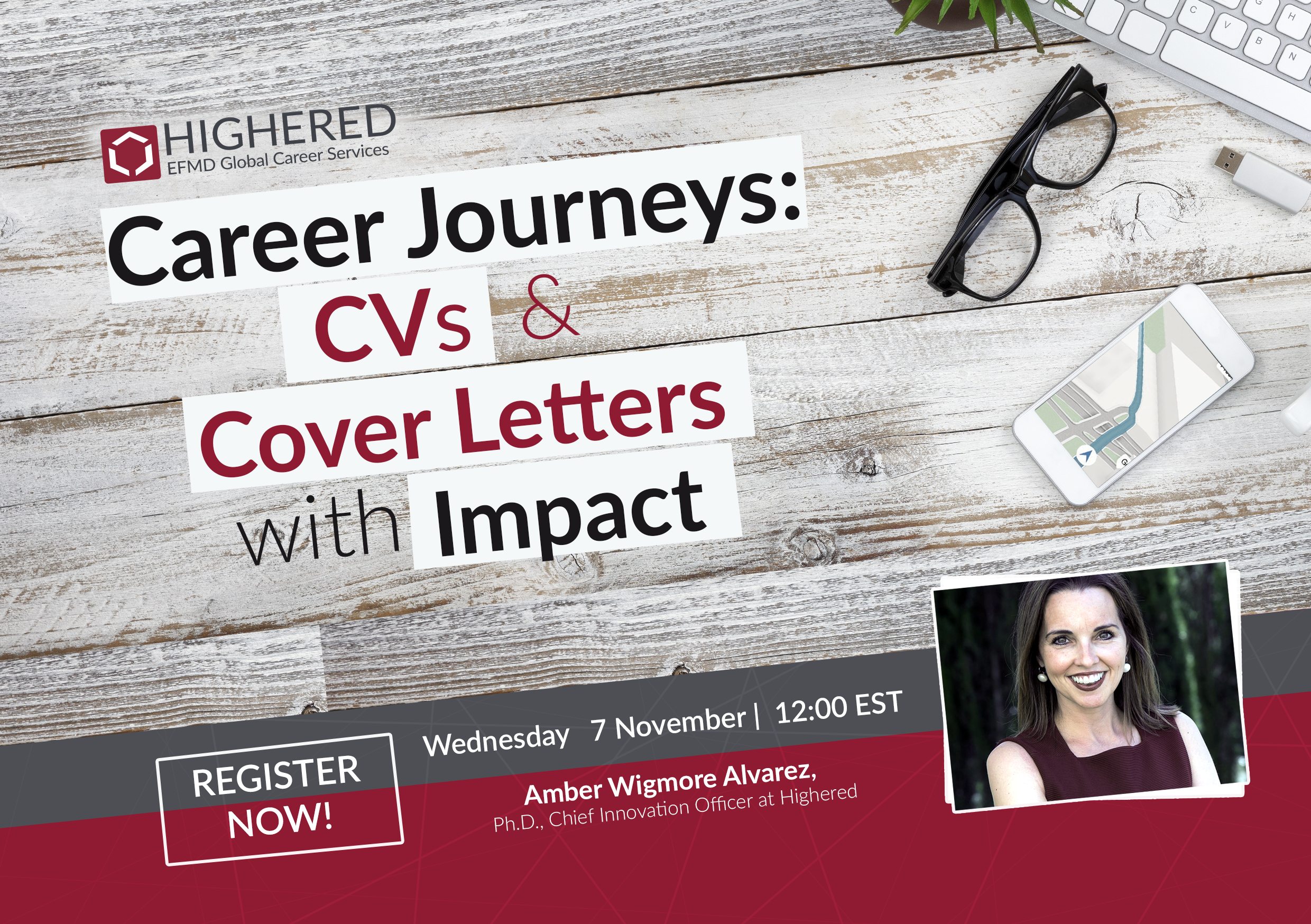 Highered News Career Journeys Cvs And Cover Letters With