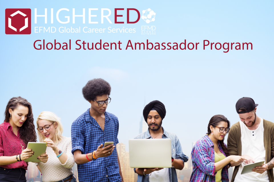 Growing in Numbers: Our Student Ambassador Program