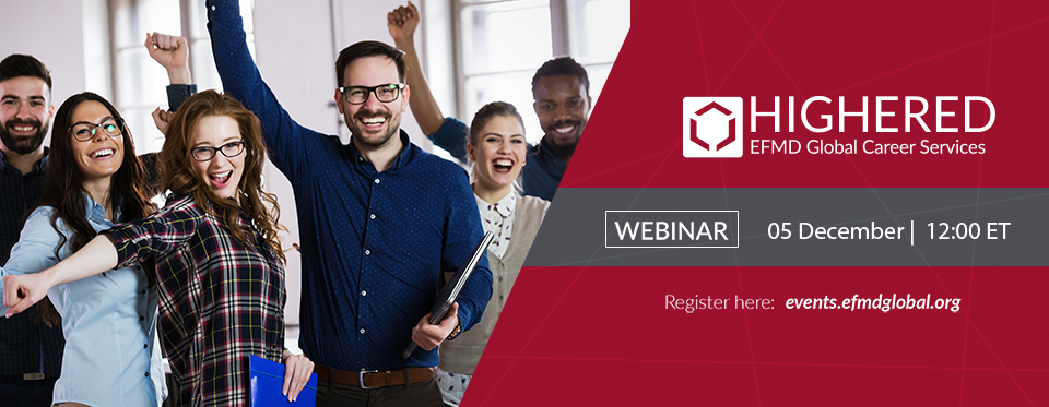 Upcoming webinar: How to place your students internationally