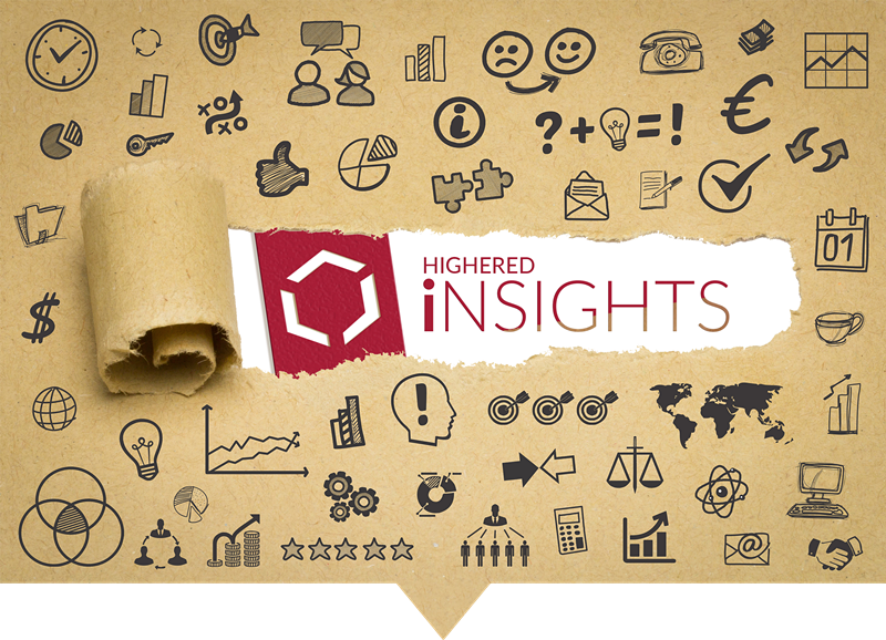 Announcing Highered Insights & Issue No.1 Gamification in recruitment