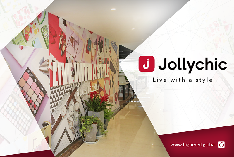 Highered brings global talent to leading e-commerce platform Jollychic
