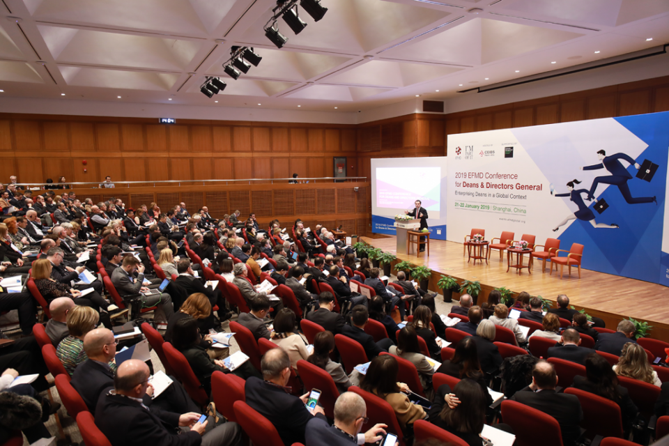 Highered Global Leader Talent Summit concludes in Shanghai