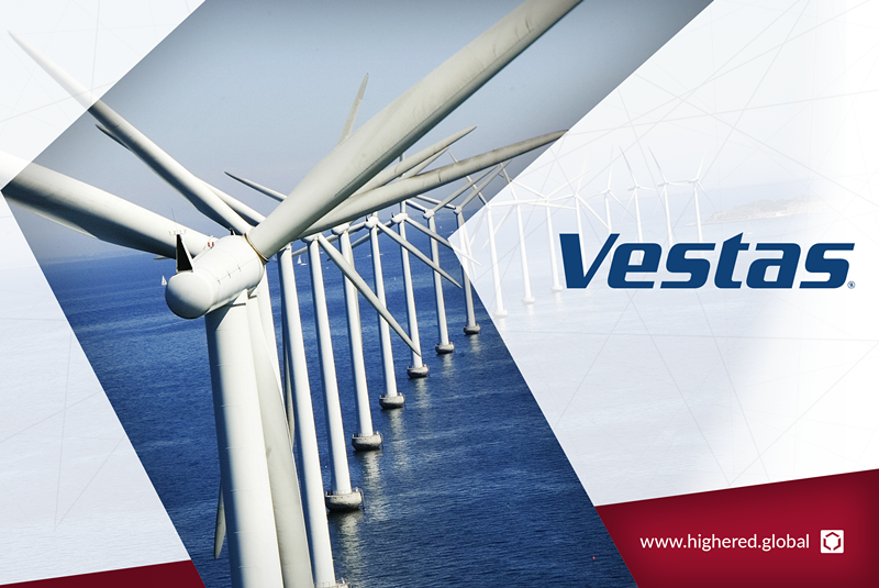 Vestas sources graduate talent from Highered