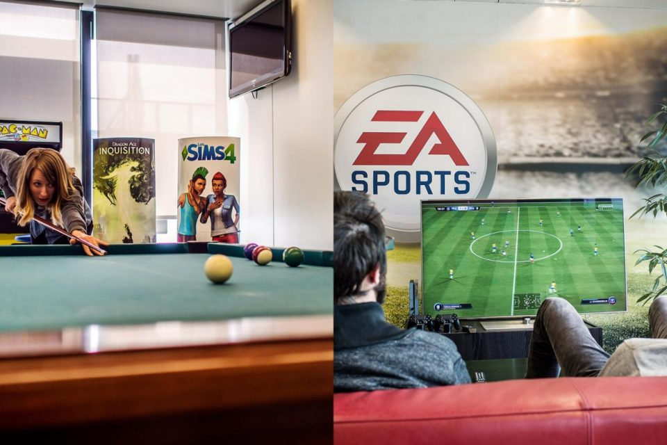 Game On! Electronic Arts joins Highered