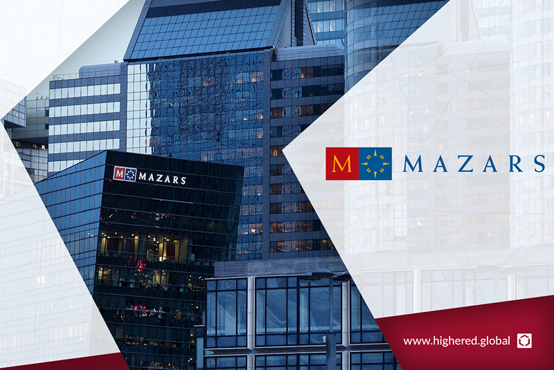 Mazars onboard Highered to acquire global talent
