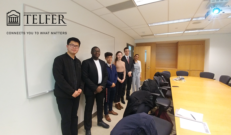 Ambassadors in Action at Telfer School of Management