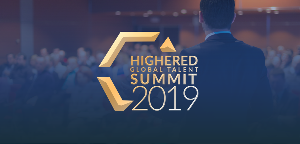 Meet global companies and top business schools at the Highered Global Talent Summit