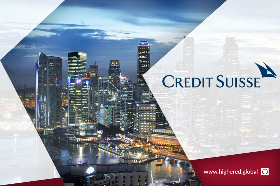 Credit Suisse Starts 2020 Recruitment With Highered
