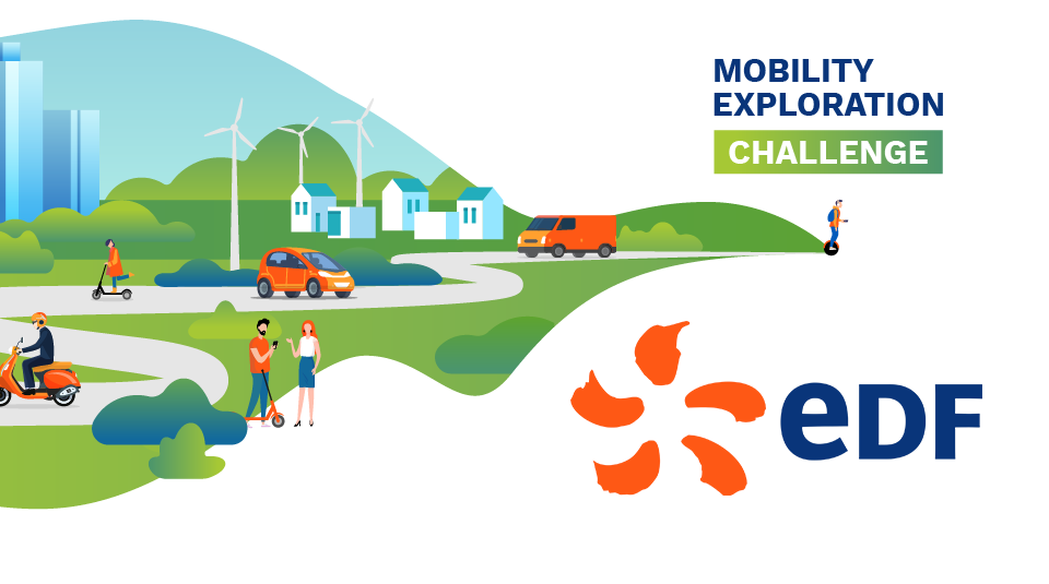 EDP Mobility Exploration Challenge Starts Today!
