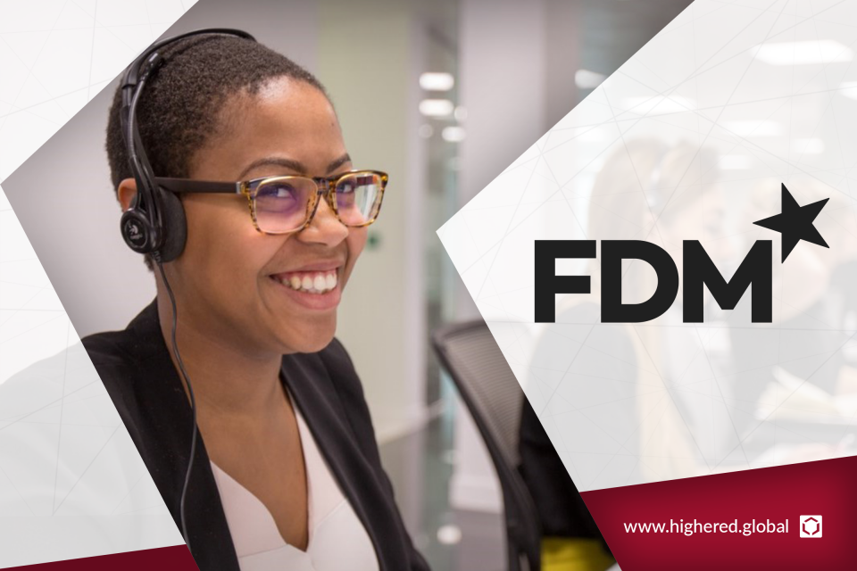 FDM Partners with Highered to expand talent pool