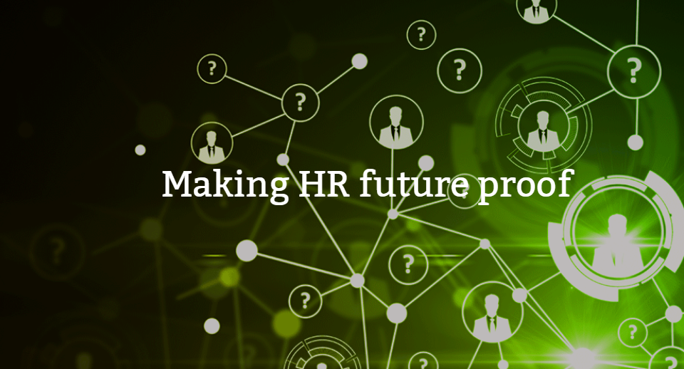 Making HR future proof