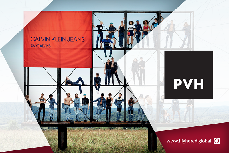 PVH partners with Highered