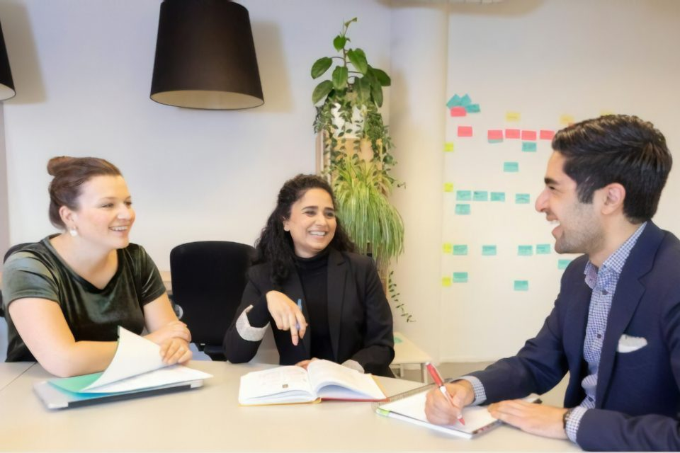 The Career Service Solution Amsterdam School of International Business trusts