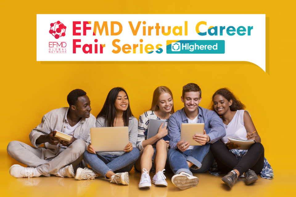Recruitment in the cloud: EFMD Highered China Virtual Career Fair connects global Chinese-speaking talent and 50+ leading companies